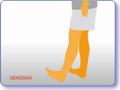 6. Đi bằng gót chân
