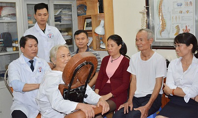 Phương pháp Tác động cột sống Việt Nam