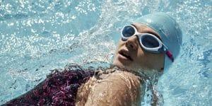 Đau đầu của người đi bơi