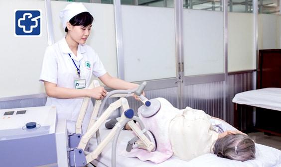 Một số kỹ thuật Vật lý trị liệu điều trị đau và viêm